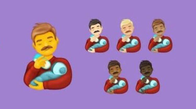 Yeni yayınlanan Emojiler - Sayfa 3