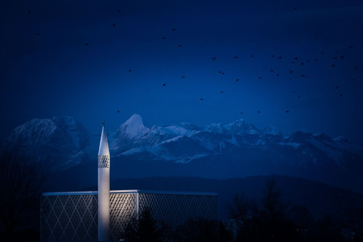 Slovenya'nın minareli tek camisi ibadete açılıyor - Sayfa 4