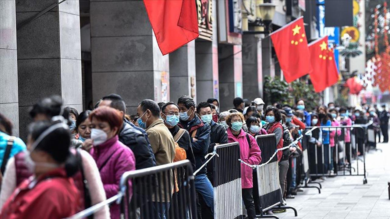 Çin'in Başkonsolosu: Ölü sayısı 521'e yükseldi