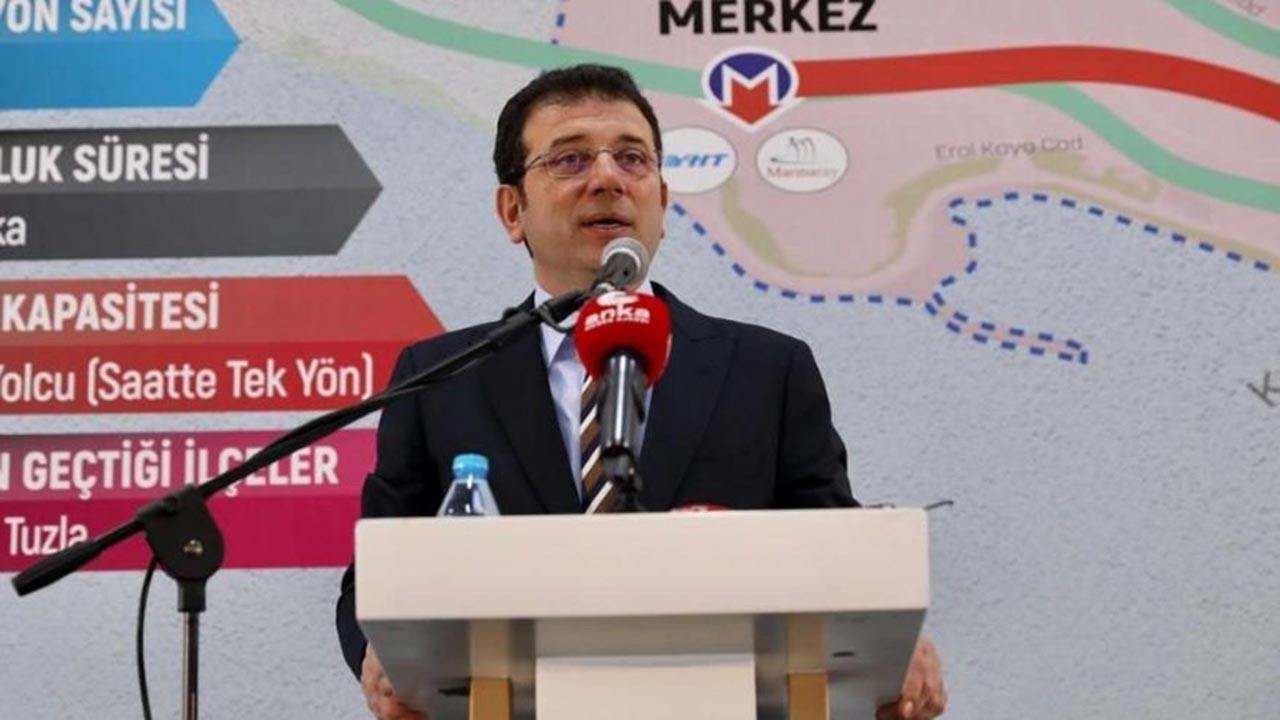 CHP, İmamoğlu'nu tehdit eden kişinin parti üyesi olduğunu doğruladı