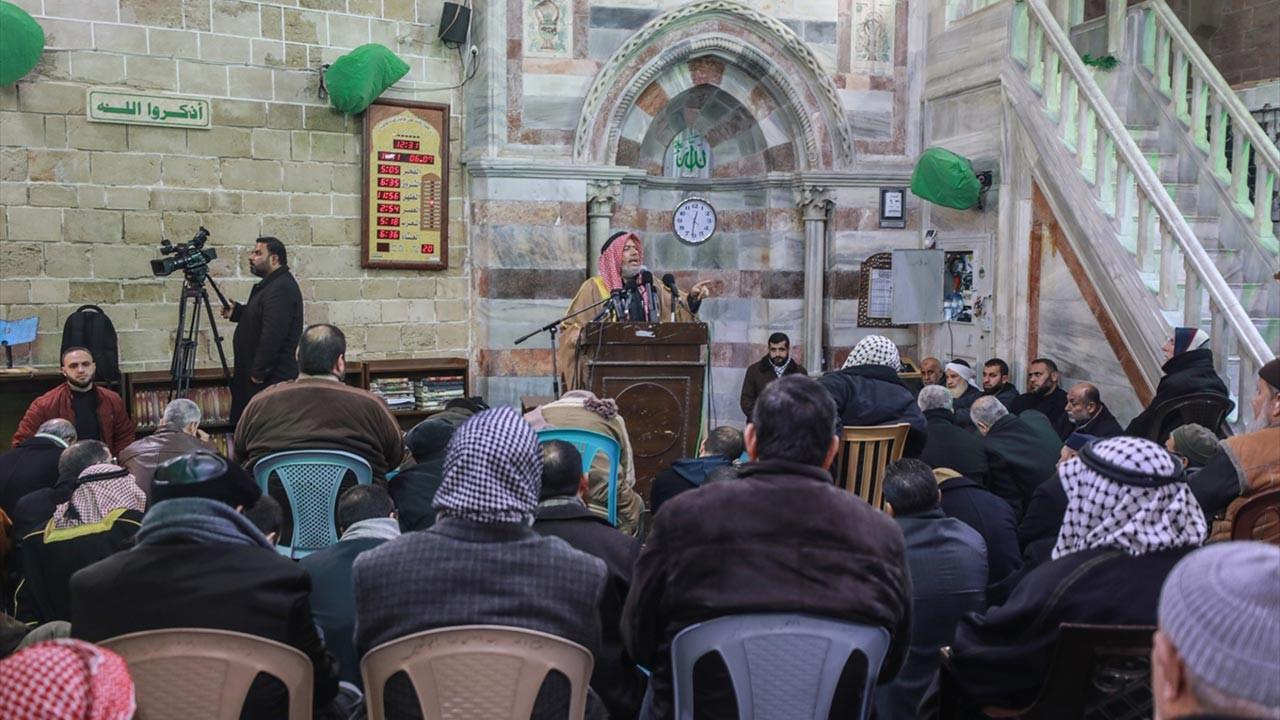 'İsrail'le kültürel normalleşme' protesto edildi