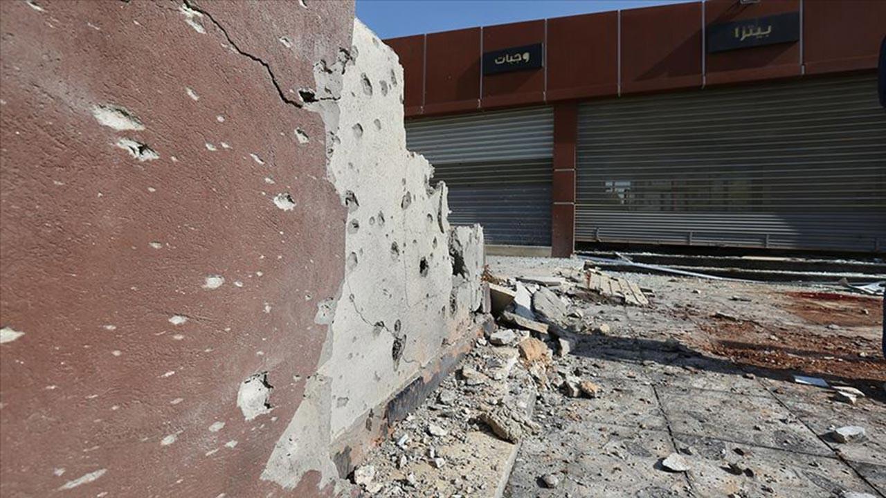 Hafter milisleri Trablus'ta saldırdı