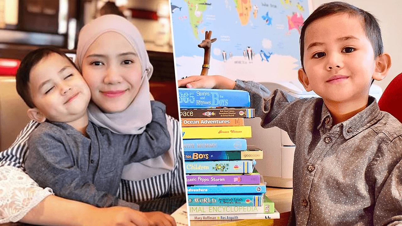 Malezya'lı Muhammed sadece üç yaşında
