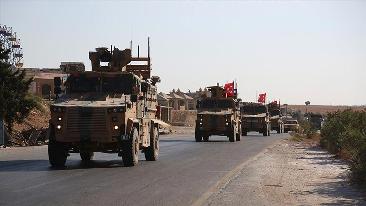 MSB: İdlib'de rejim güçlerince açılan ateş sonucu 4 askerimiz şehit oldu, 9 askerimiz yaralı