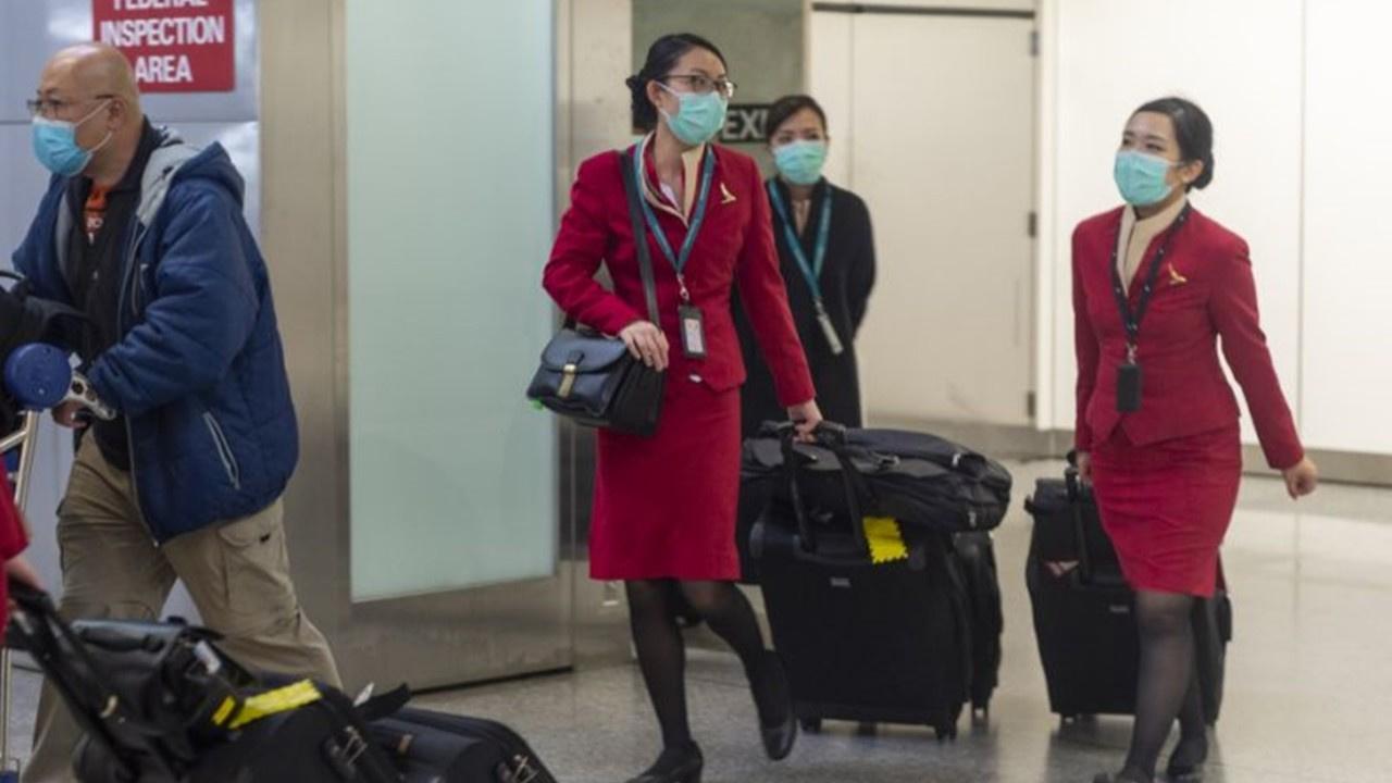 Koronavirüsü hava yolu şirketini vurdu