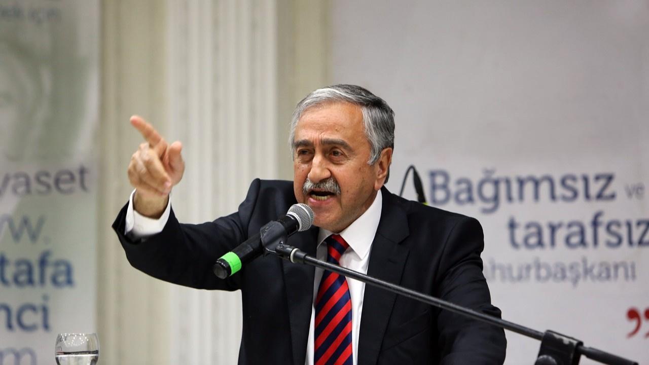 Akıncı: Türkiye'ye bağlanma ihtimali korkunç