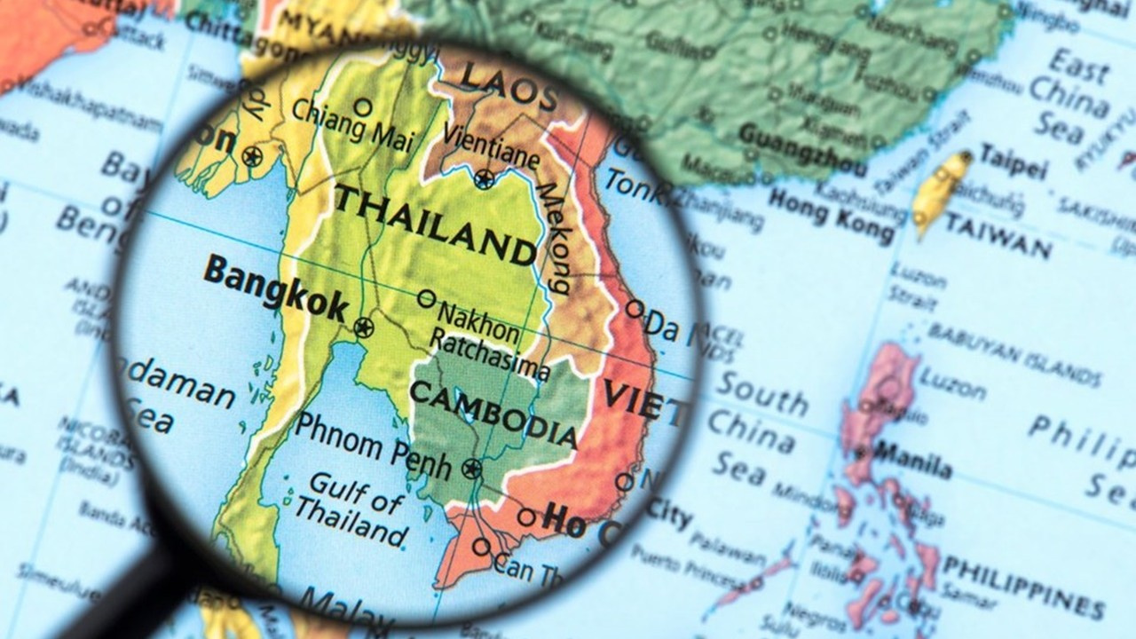 Tayland nerede, başkenti, nüfusu