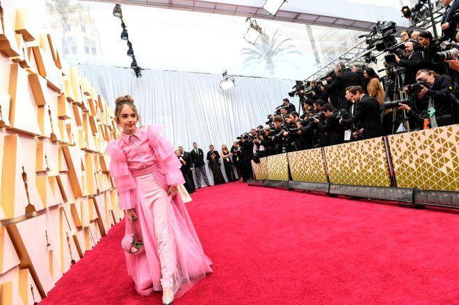 Oscar töreninde 14 bin TL'lik çantasında sandviç taşıdı - Sayfa 2