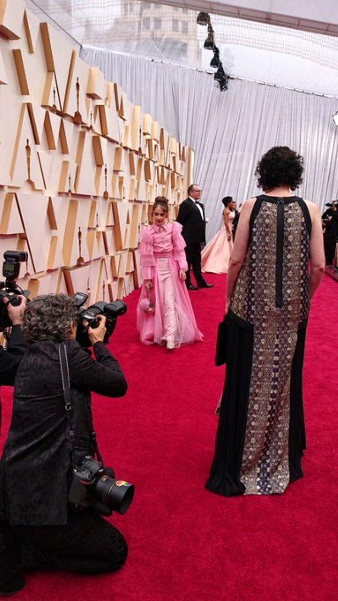 Oscar töreninde 14 bin TL'lik çantasında sandviç taşıdı - Sayfa 3