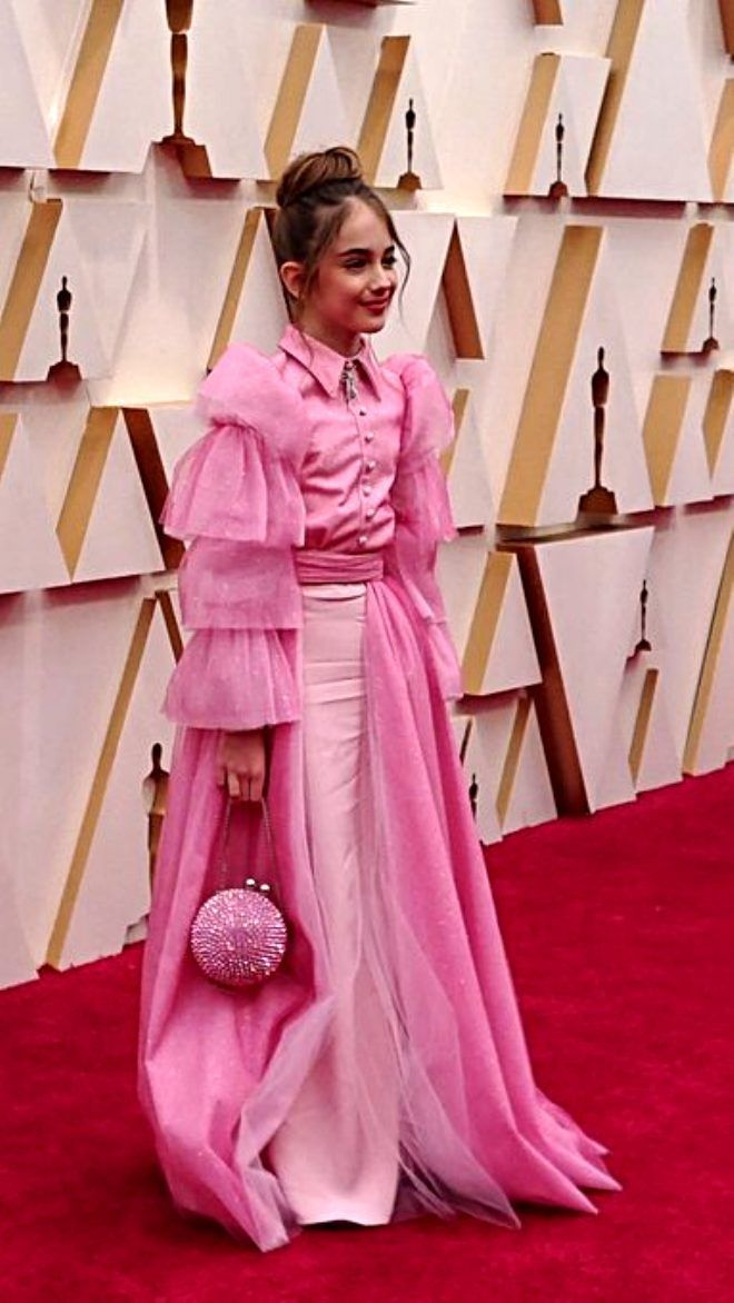 Oscar töreninde 14 bin TL'lik çantasında sandviç taşıdı - Sayfa 4