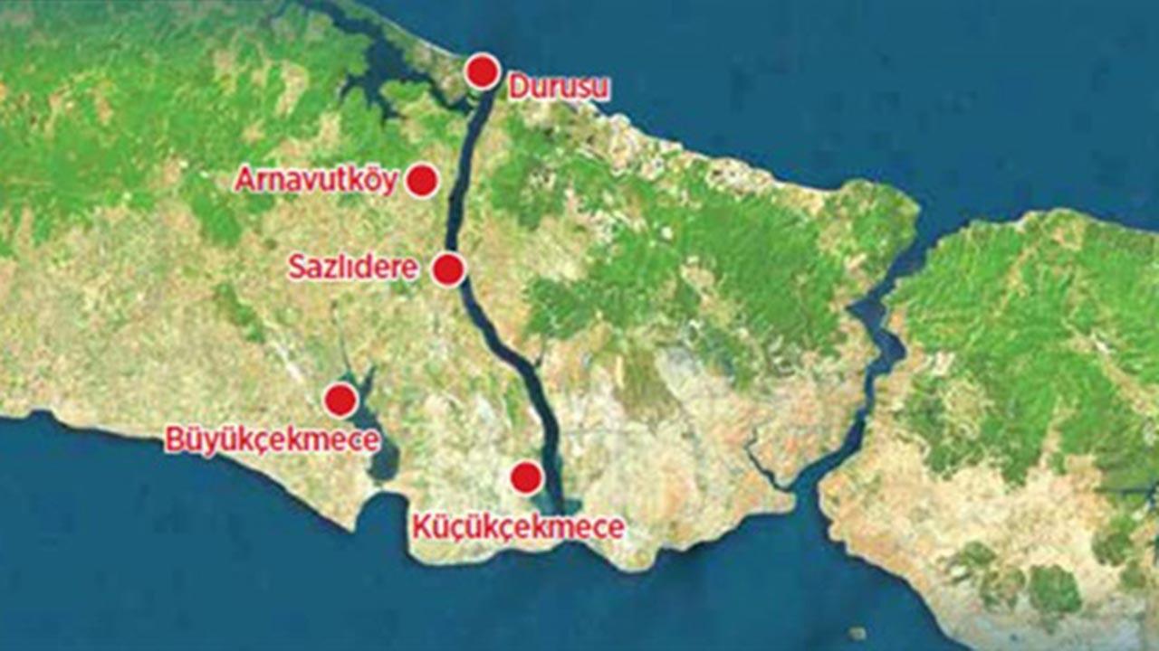 İBB'den 'Kanal İstanbul'un iptali için dava