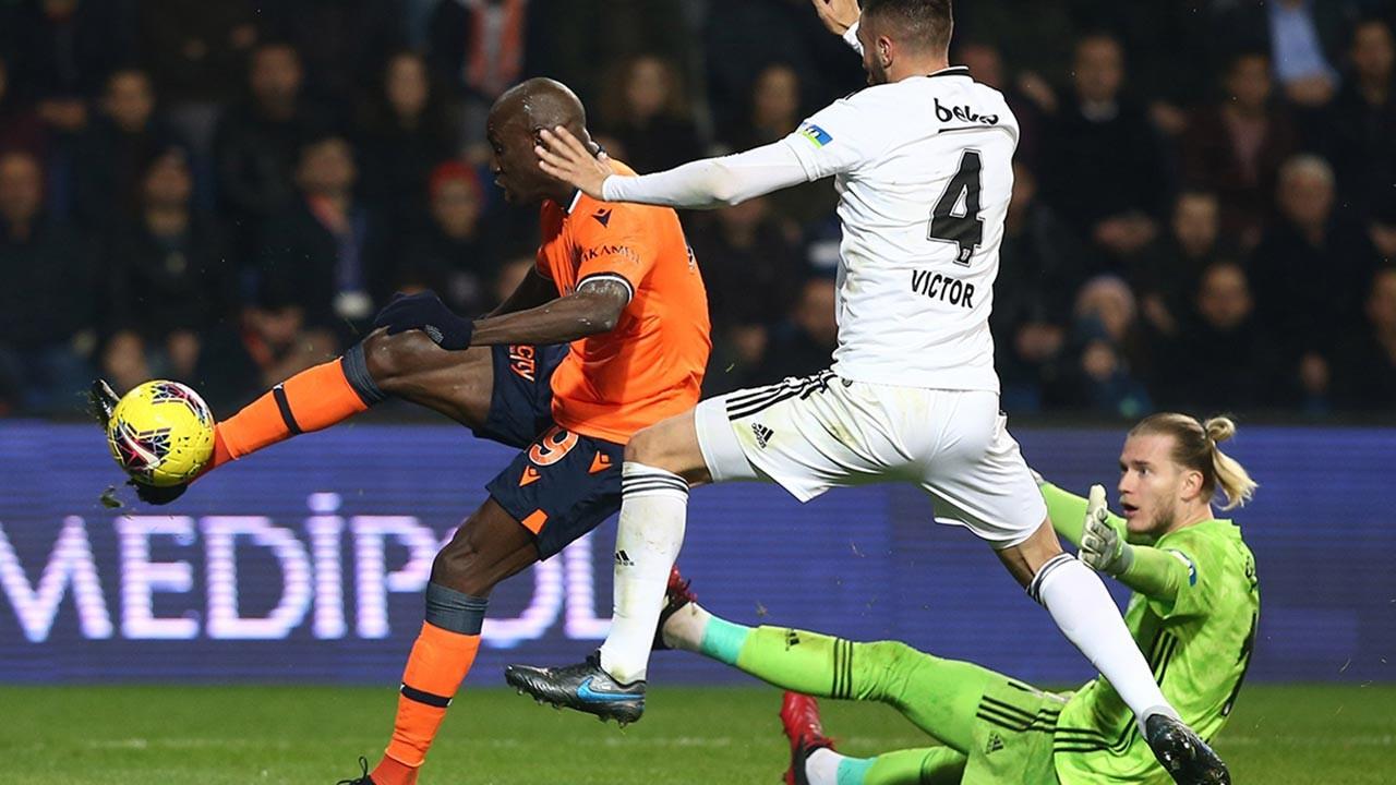 Sergenli Beşiktaş ilk yenilgisini aldı