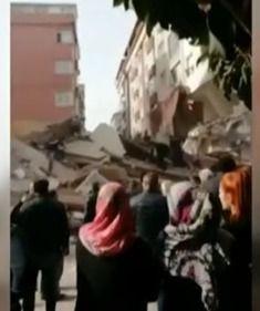 İstanbul'da çöken binadan ilk görüntüler - Sayfa 3
