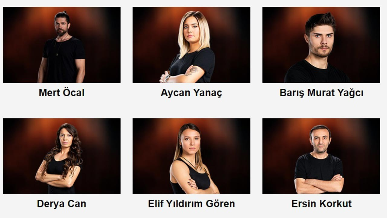 Survivor 2020 yarışmacıları kim kimdir? TAM LİSTE