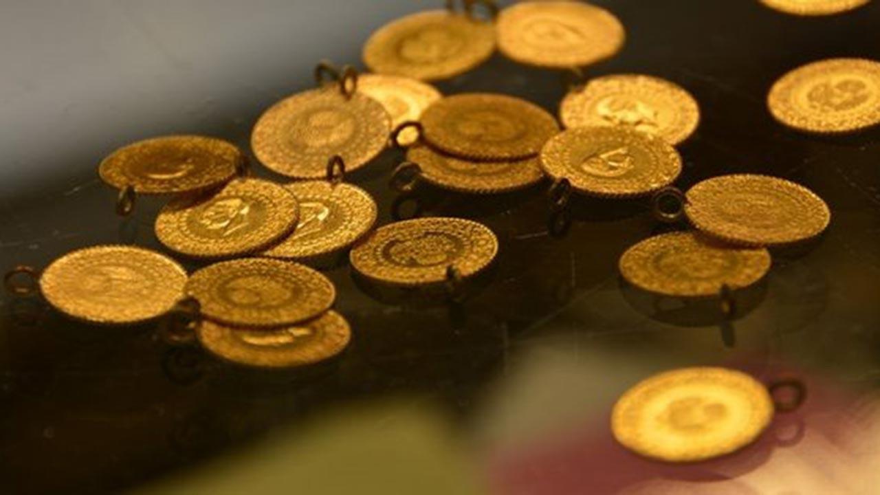 Çeyrek altın iki günde 100 lira daha yükseldi