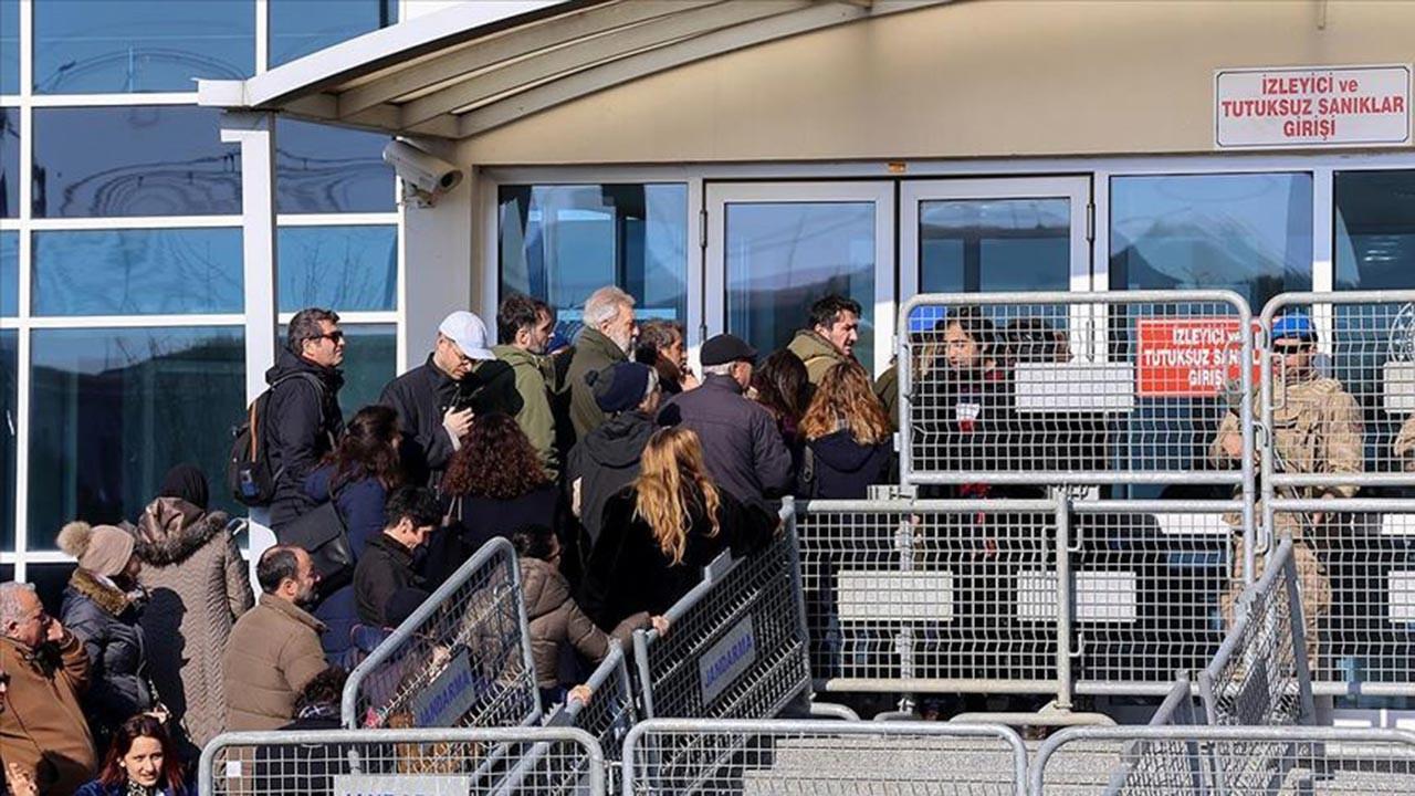 Son Dakika: Osman Kavala dahil bütün sanıklar beraat etti