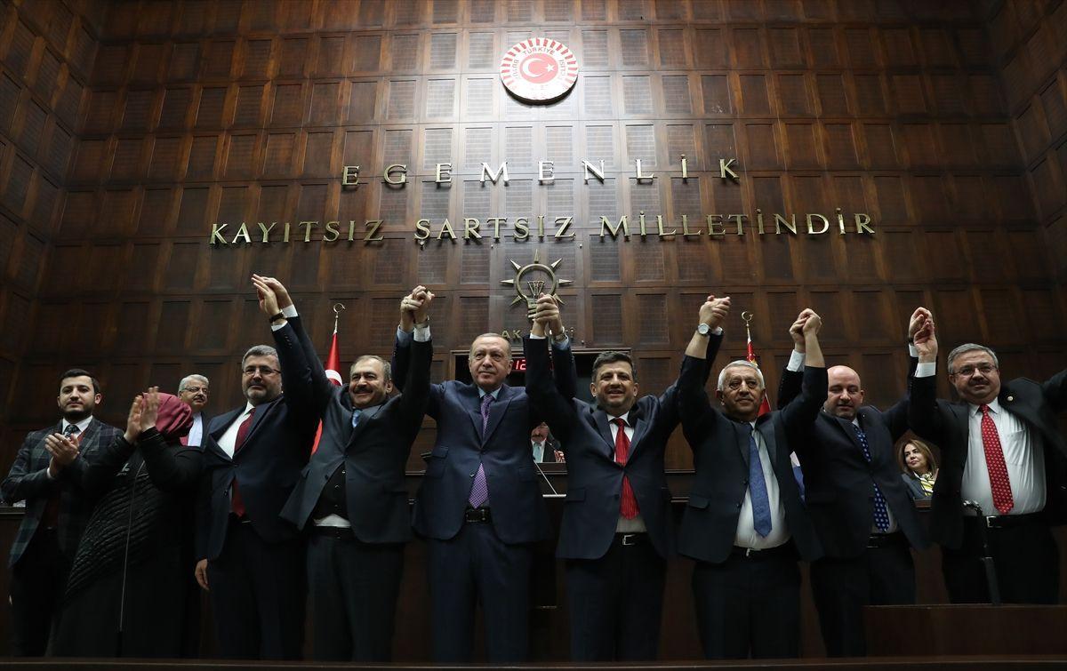 5 belediye başkanı daha AK Parti'ye katıldı - Sayfa 1