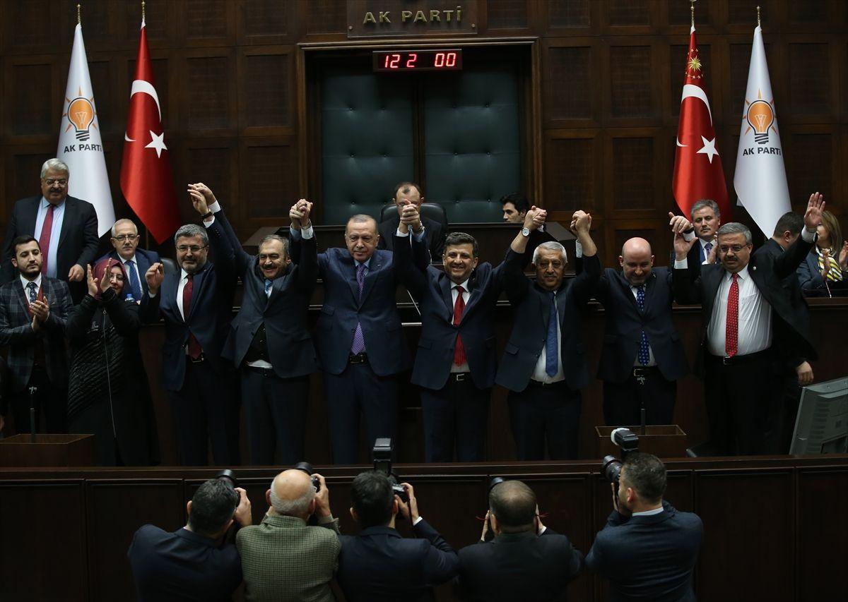 5 belediye başkanı daha AK Parti'ye katıldı - Sayfa 2