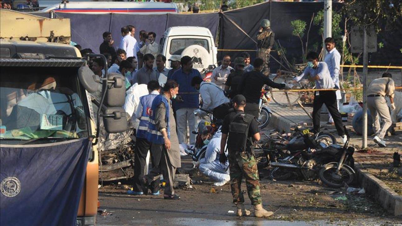 Kardeş ülkede saldırı, çok sayıda ölü var