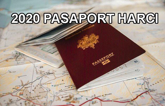 2020 pasaport ücretleri ne kadar