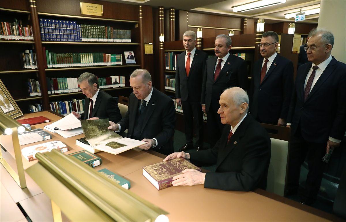 4 milyon kitaplı kütüphane milletin hizmetinde - Sayfa 2