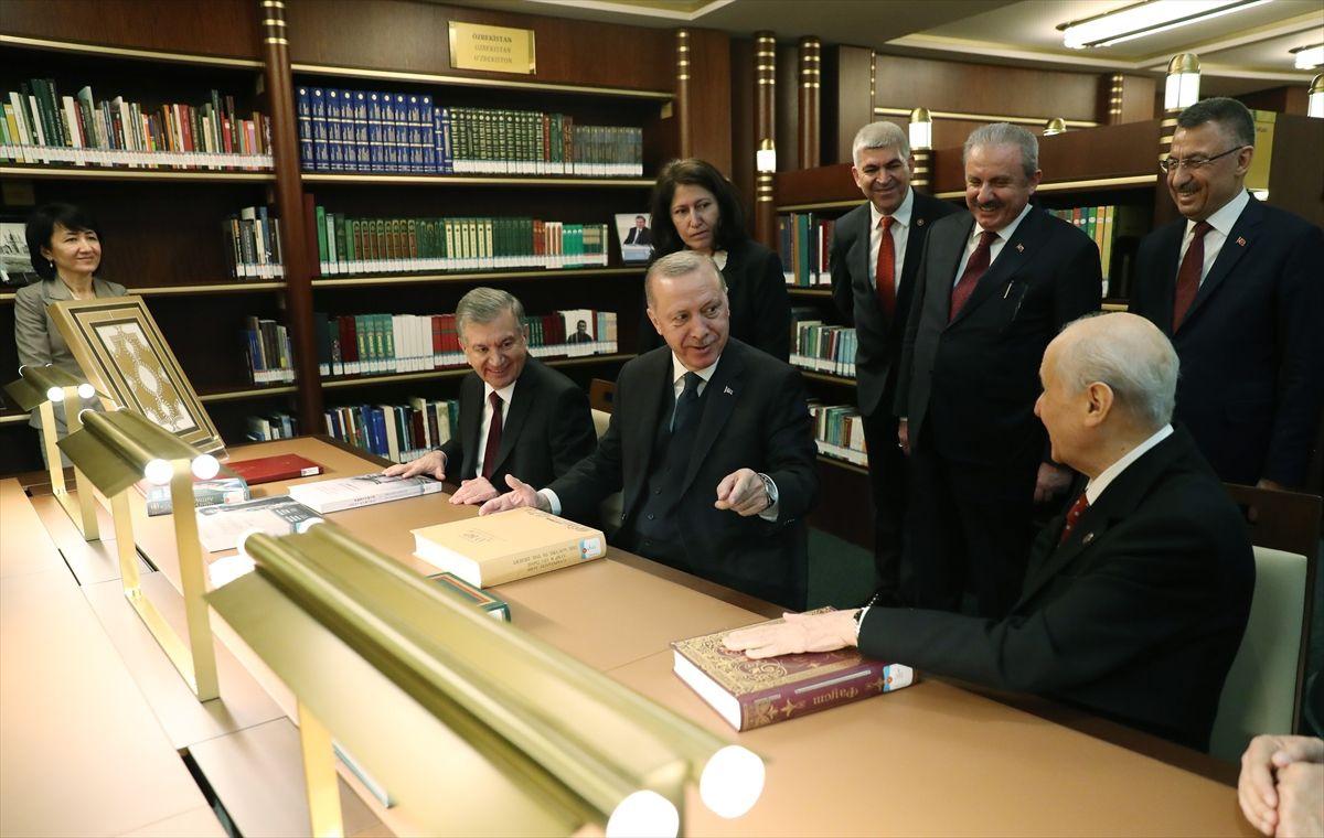 4 milyon kitaplı kütüphane milletin hizmetinde - Sayfa 1