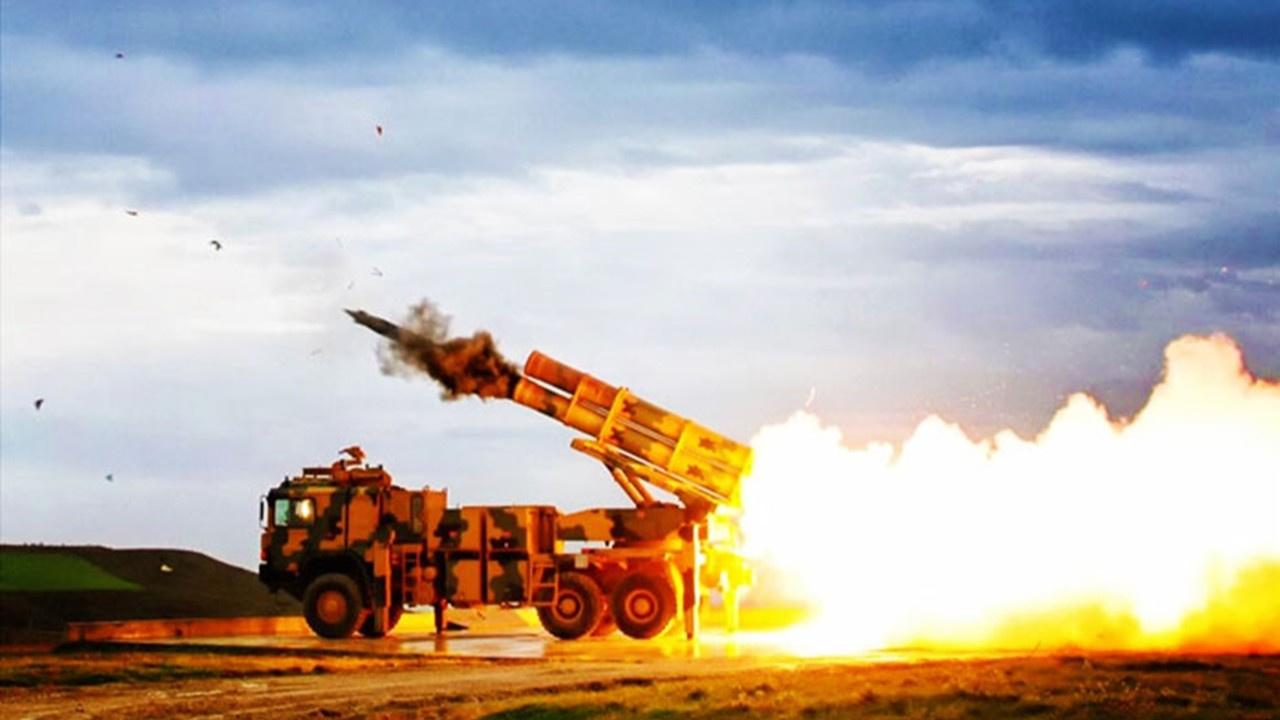 TSK, Kaplan füzelerini sınıra sevk etti