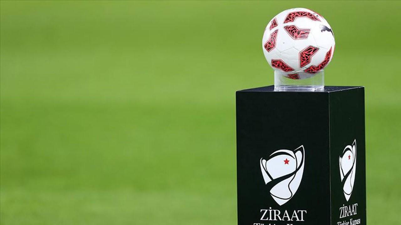 Ziraat Türkiye Kupası'nda ilk yarı finalist