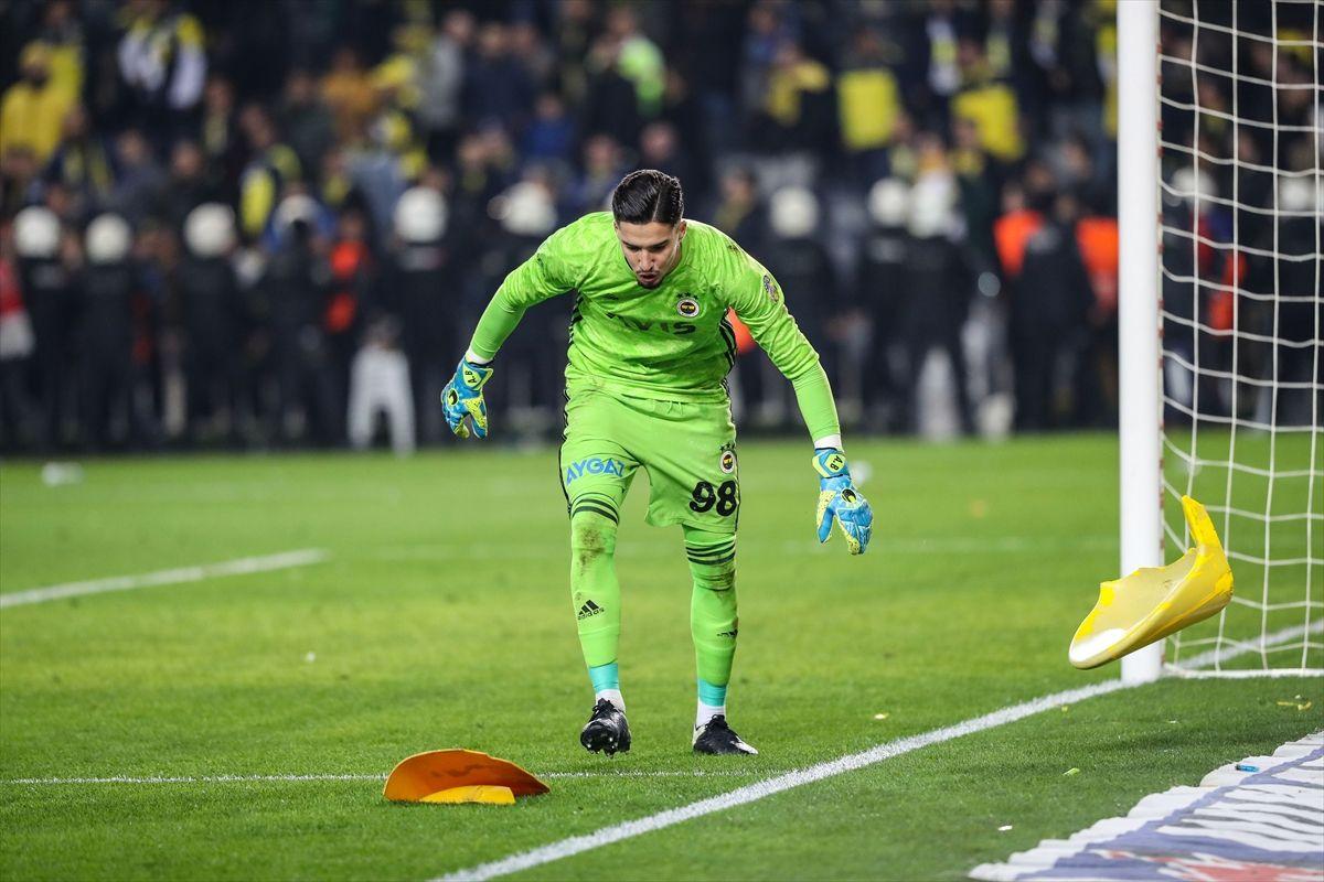 Fenerbahçe  - Galatasaray derbisinden kareler - Sayfa 4