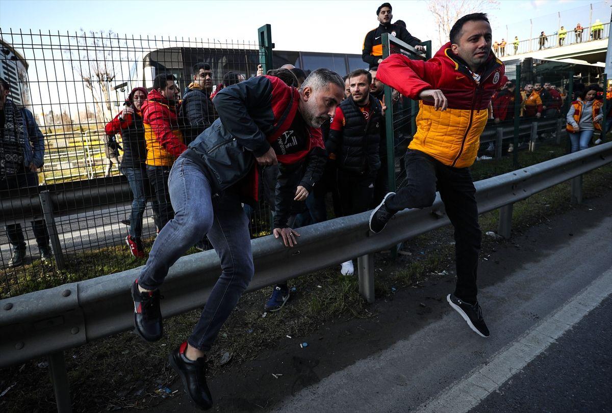 Fenerbahçe-Galatasaray maçında gerilim - Sayfa 4