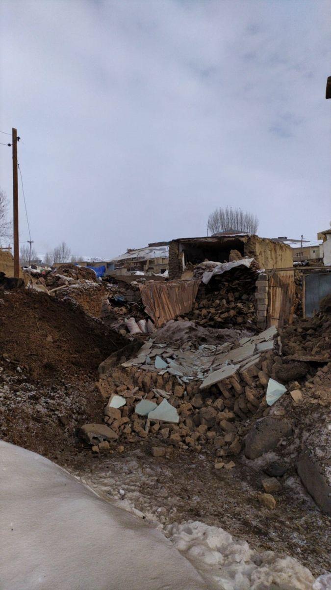 Van'da yıkılan köylerden ilk görüntüler - Sayfa 2