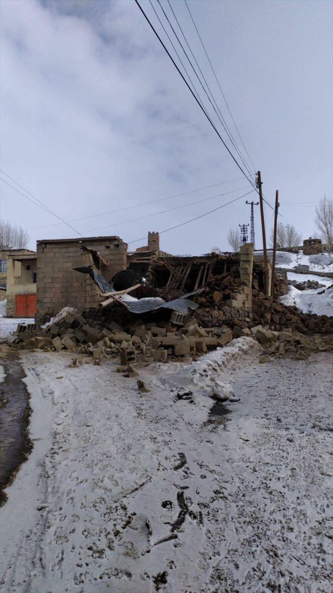 Van'da yıkılan köylerden ilk görüntüler - Sayfa 3