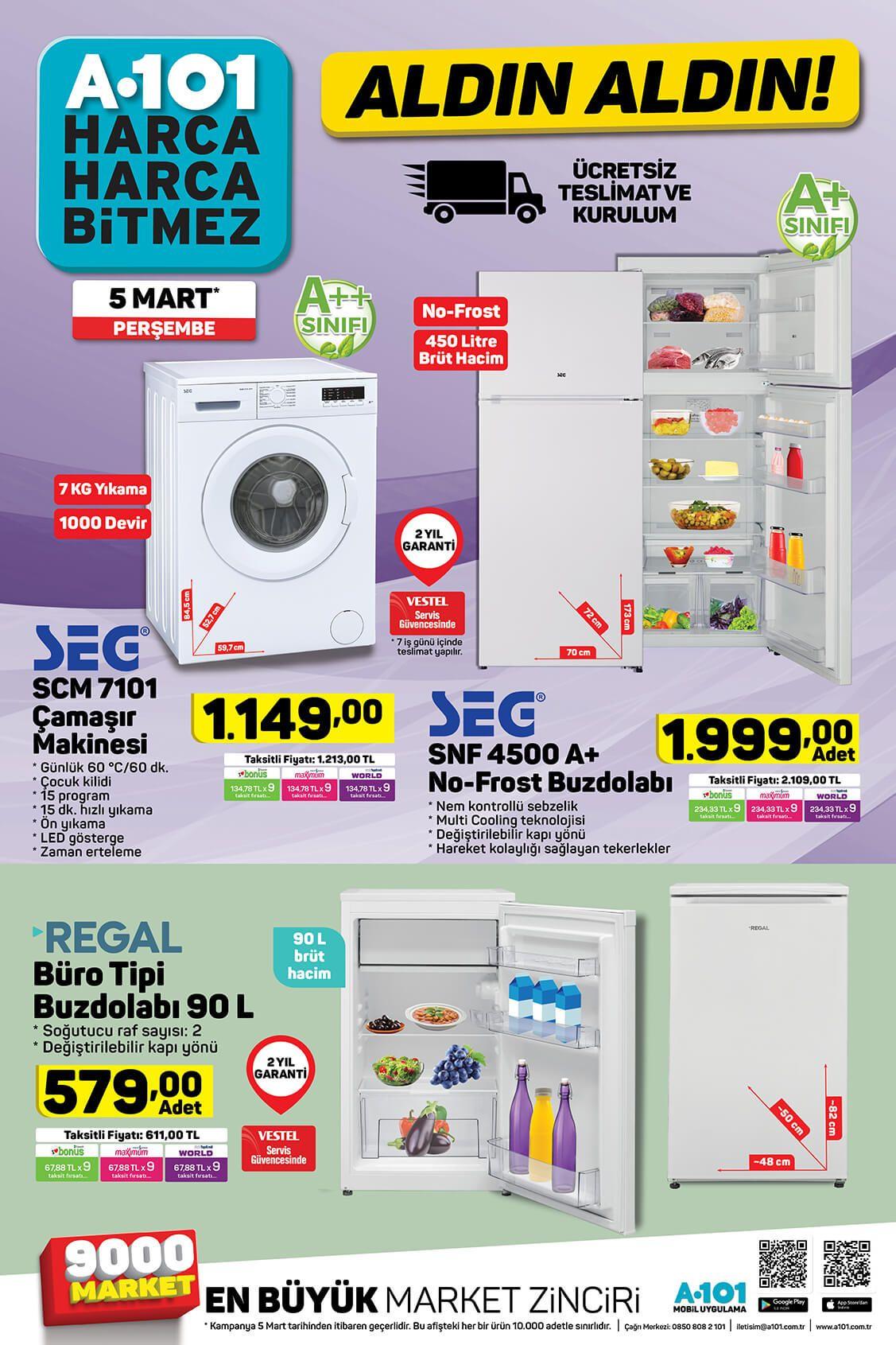 A101 5 Mart 2020 ürün kataloğu - Sayfa 2