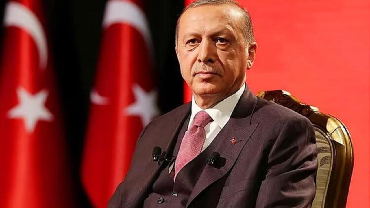 Başkan Erdoğan'dan Kadınlar Günü Mesajı