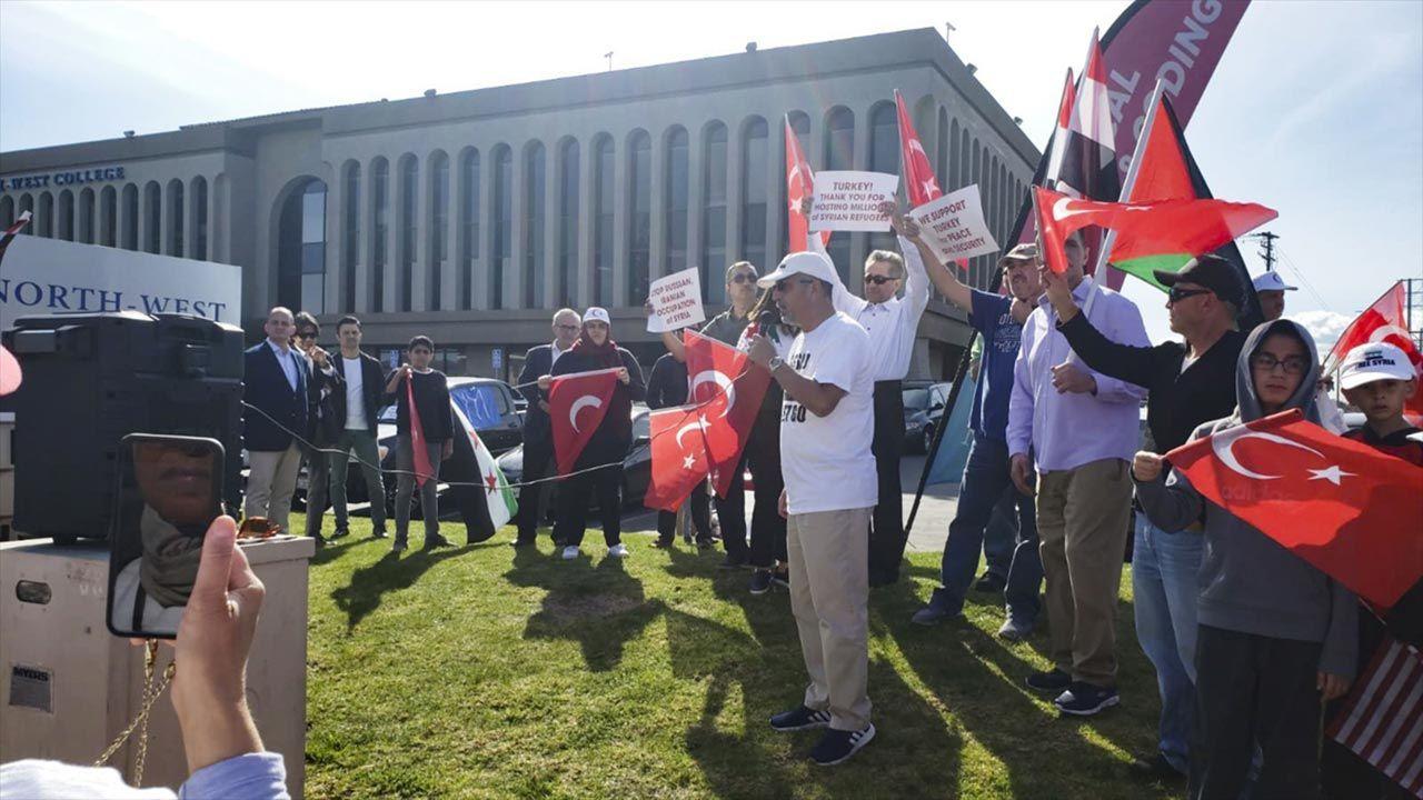 ABD'de Türkiye'ye destek gösterisi - Sayfa 4