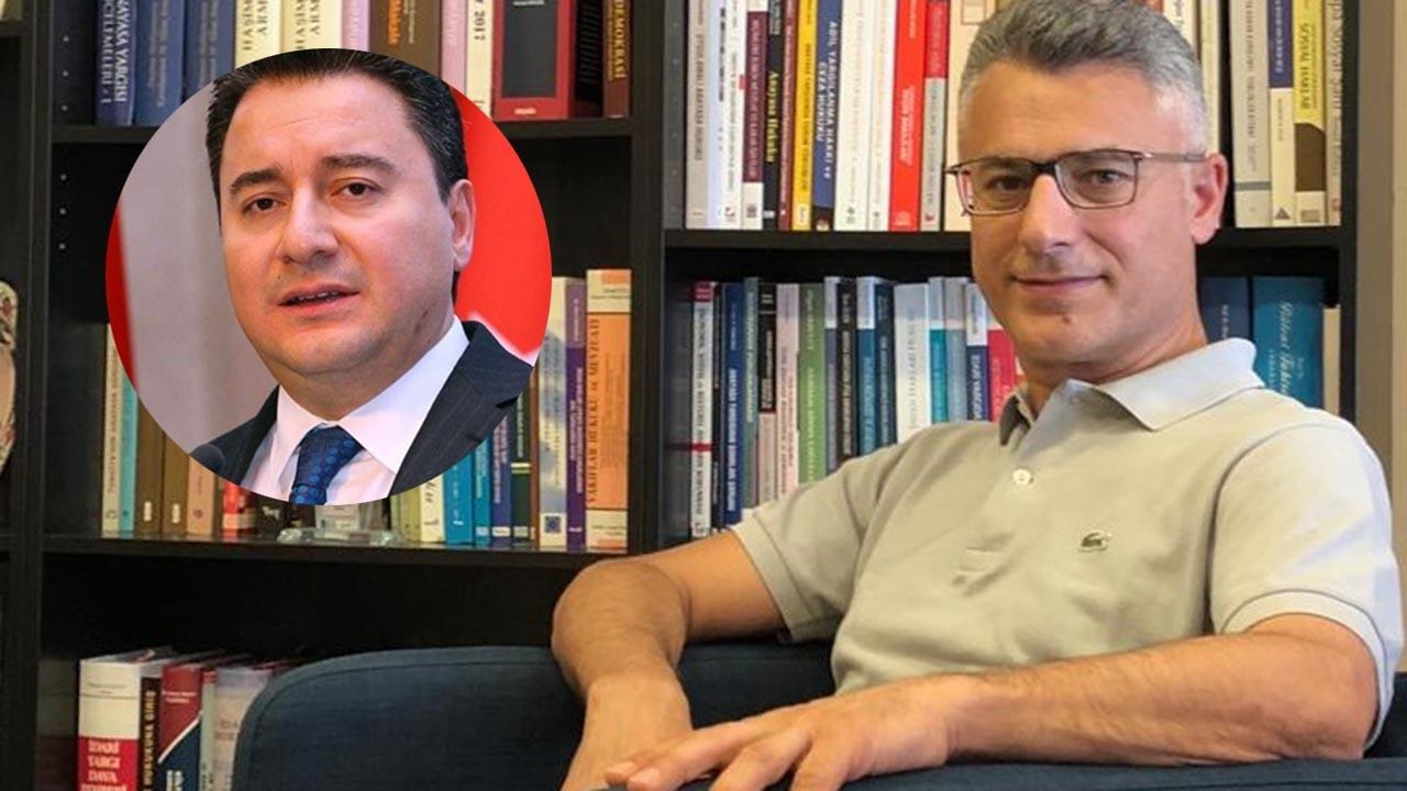 Osman Can, Ali Babacan'ın kuracağı partisine katılmıyor