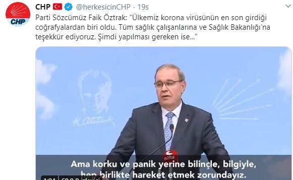 AK Partililer şokta: Ne oldu bu CHP'lilere, bir şeyler oluyor ama ne? - Sayfa 1