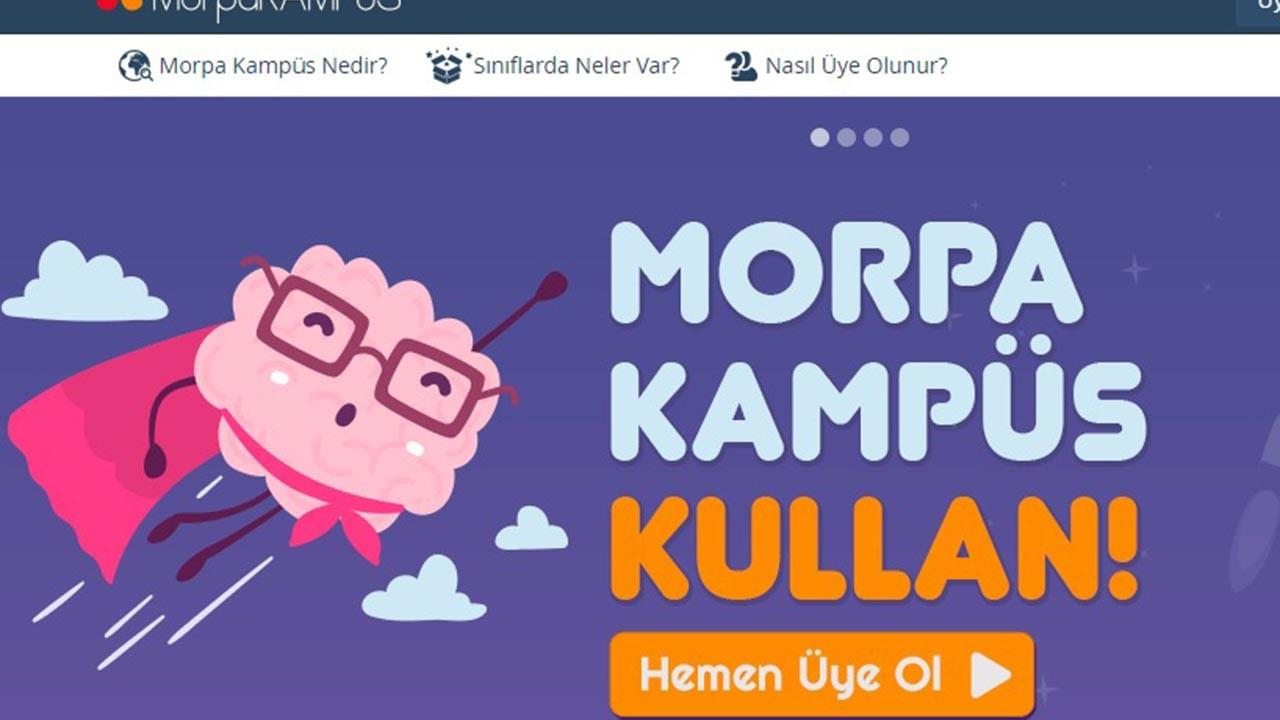 Morpa Kampüs iletişim ve telefon numarası