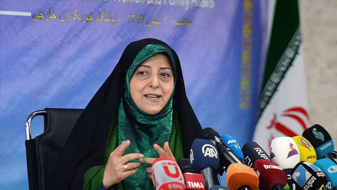 Virüse yakalanan İran Cumhurbaşkanı yardımcısı İktibar iyileşti