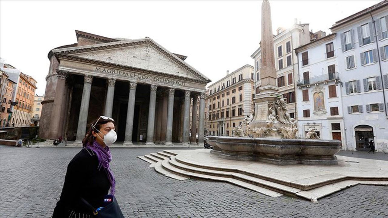 İtalya'da koronadan ölenler 33 bin 415'e yükseldi