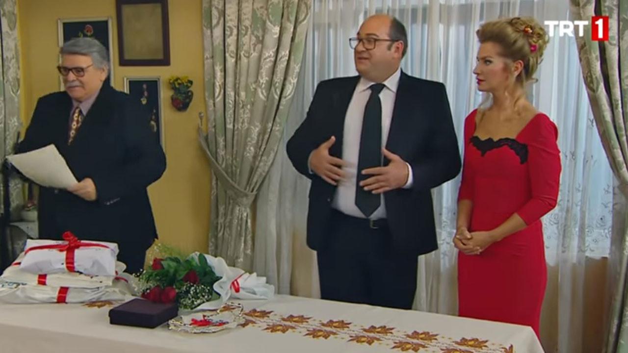 Seksenler Pastacı Sami ve Sibel