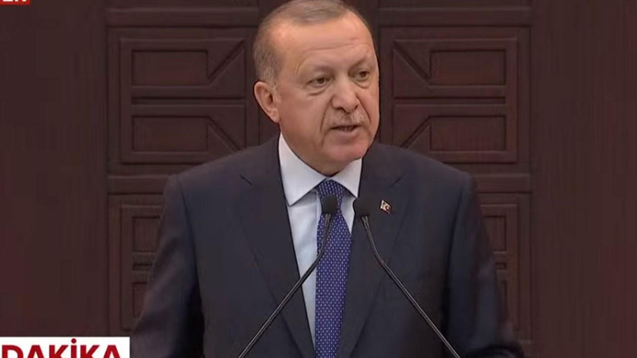 Cumhurbaşkanı Erdoğan tedbir kararlarını açıklıyor