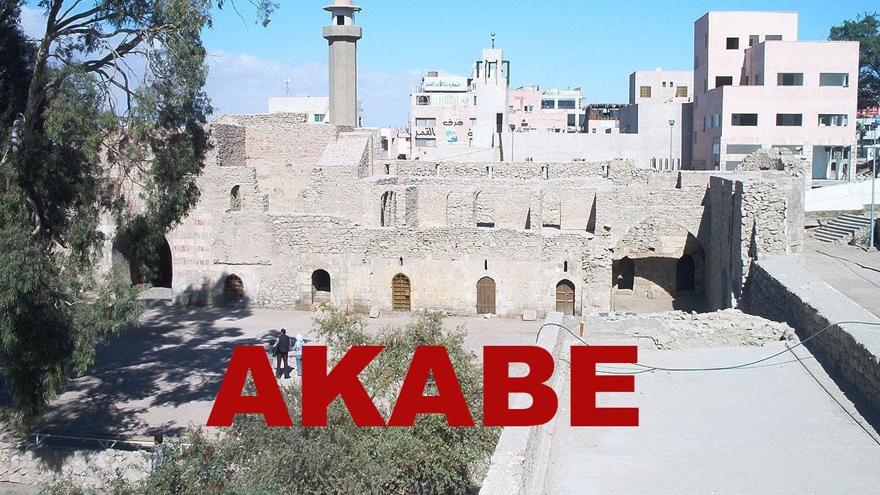 Akabe nerede nereye bağlı Akabe tarihi
