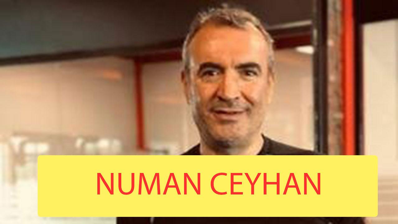 Numan Ceyhan