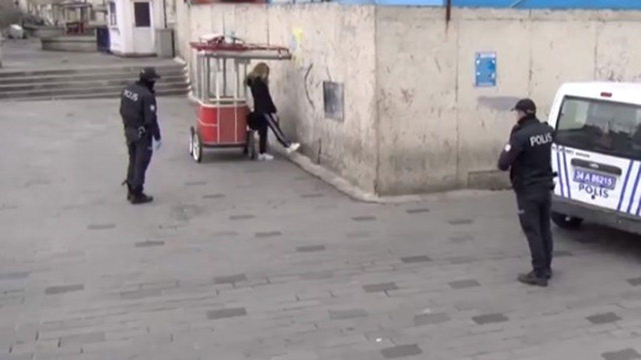 Karantinadan kaçan kadını polis ablukaya aldı - Sayfa 4