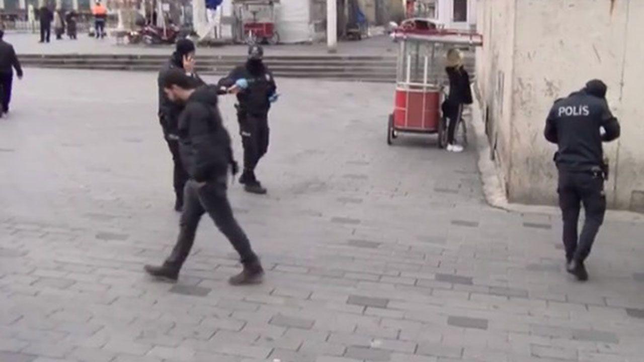 Karantinadan kaçan kadını polis ablukaya aldı - Sayfa 3
