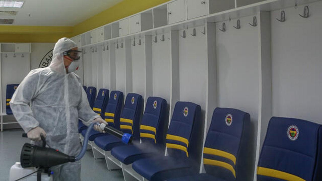 Fenerbahçe'de vaka sayısı dörde yükseldi