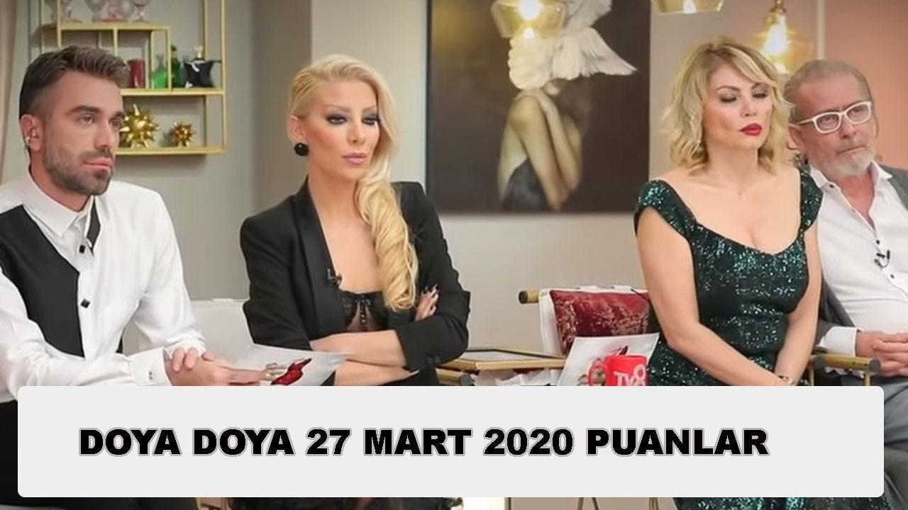 Doya Doya Moda 1 Nisan 2020 Çarşamba kim birinci oldu? Kim elendi? Puan durumu