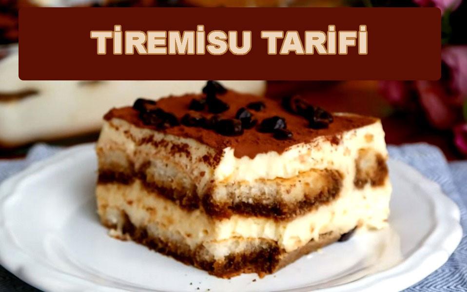 Gelinim Mutfakta Salepli Tiremisu Tarifi