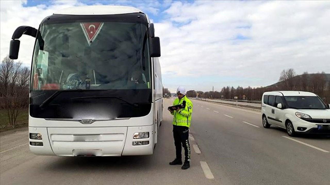 Hükümet otobüs biletlerine müdahale etti